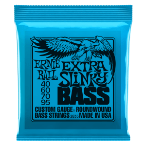 Extra Slinky Bass Strings