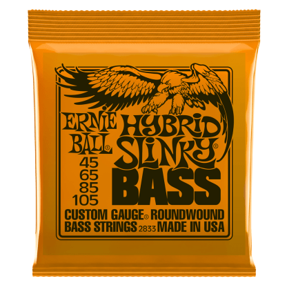 Hybrid Slinky Bass Strings