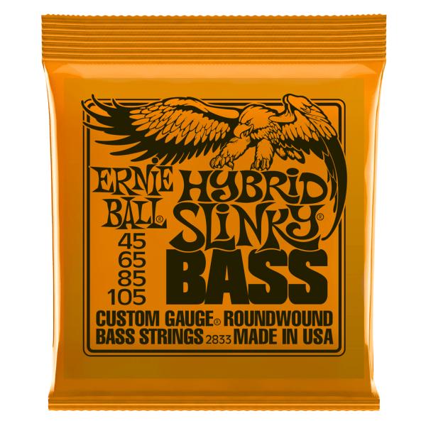 Hybrid Slinky Bass Strings