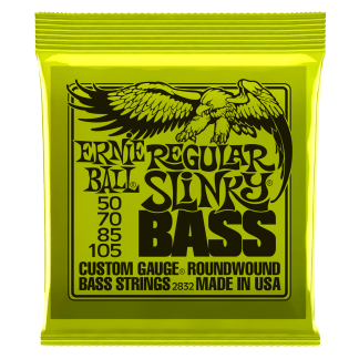 Regular Slinky Bass Strings