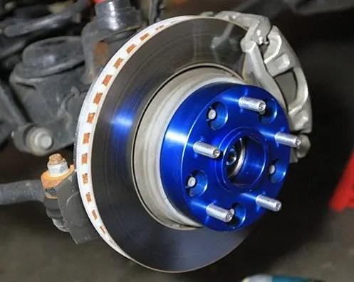 Spidertrax Wheel Spacer