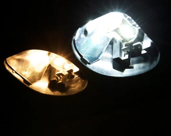 Interior LED Bulb Conversion