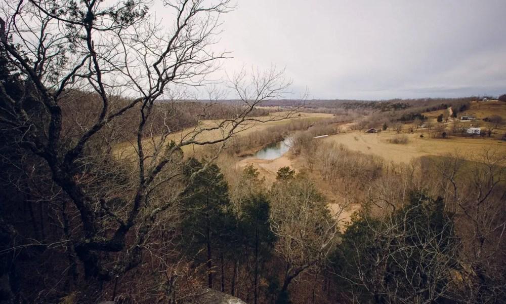 Huzzah Conservation Area Hike