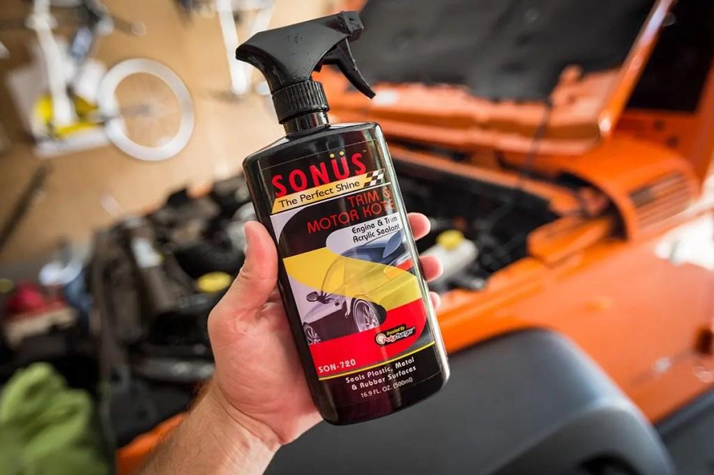 Sonus Trim Amp Motor Kote Jeep Application