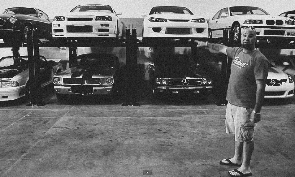 Paul Walker's Car Collection