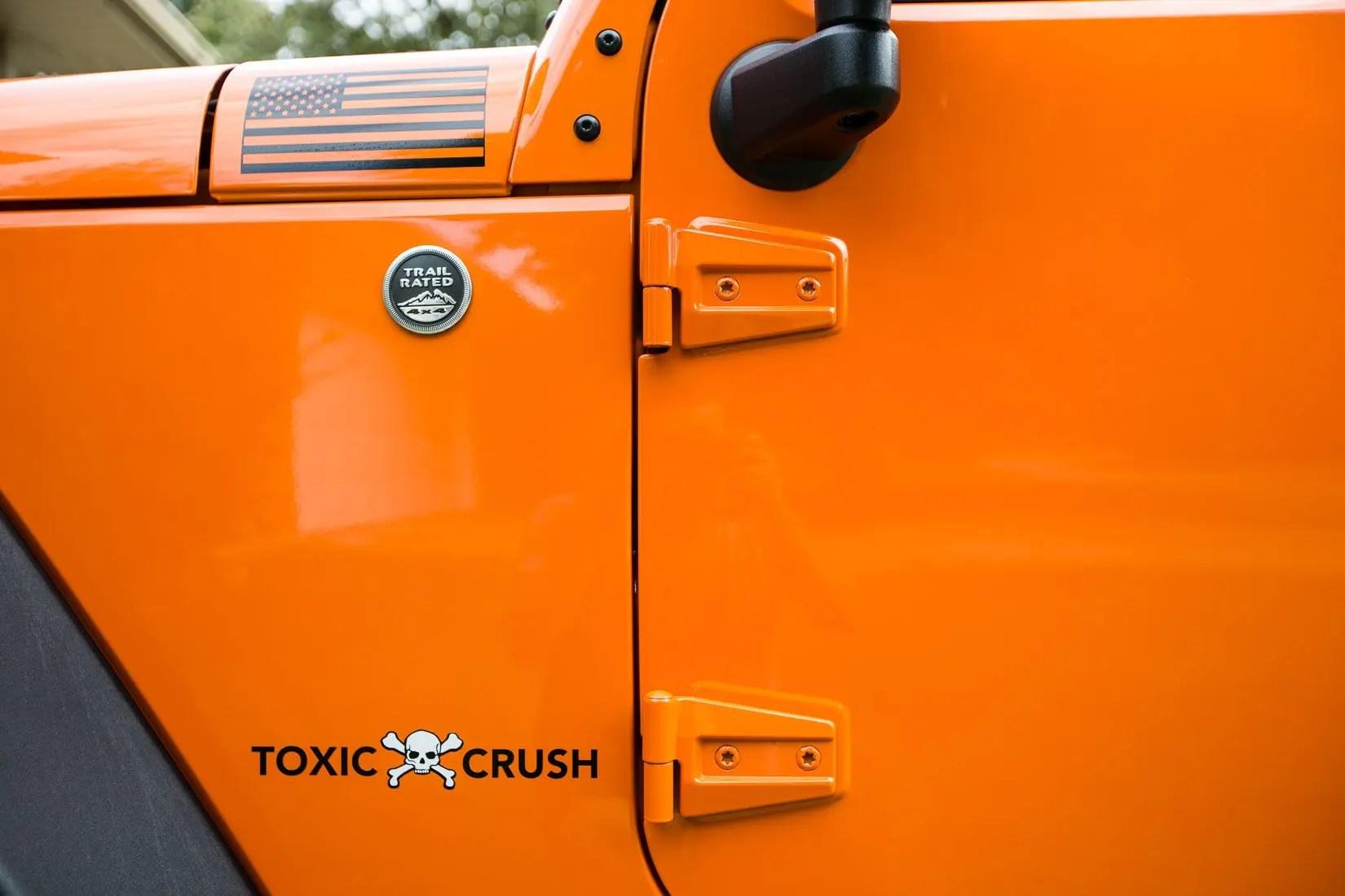 Jk Door Bushings Amp Tmr Jeep Delrin Door Hinge Liners For