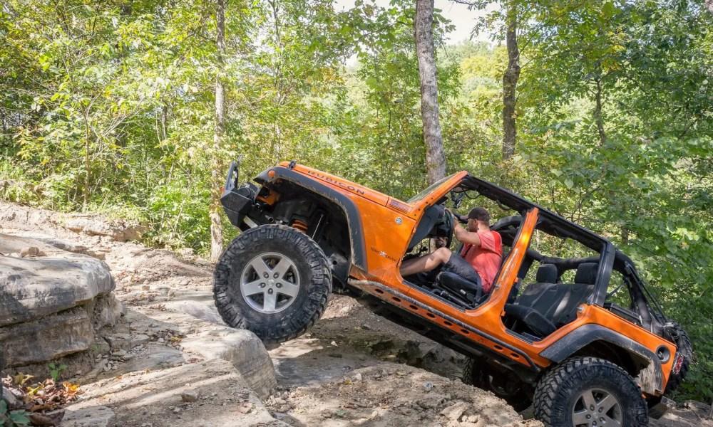 Jeep Stock 2015