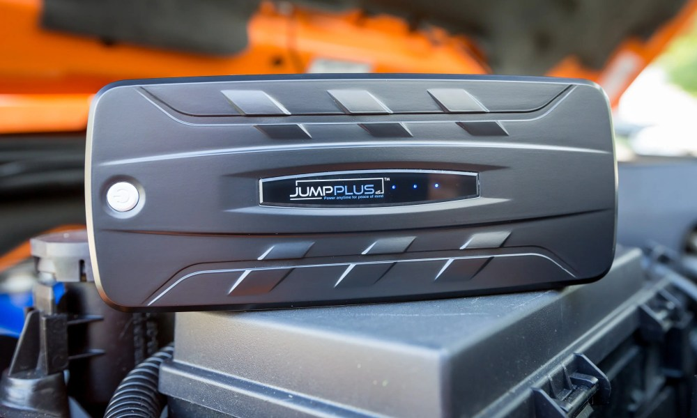 Portable Vehicle Jump Starter