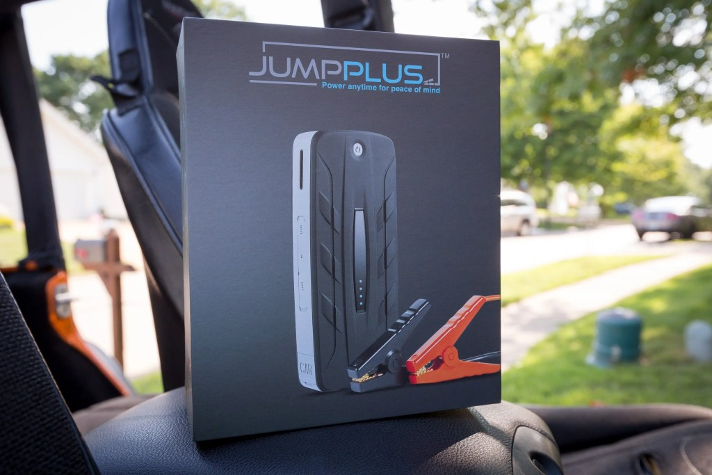 JumpPlus unboxing box face