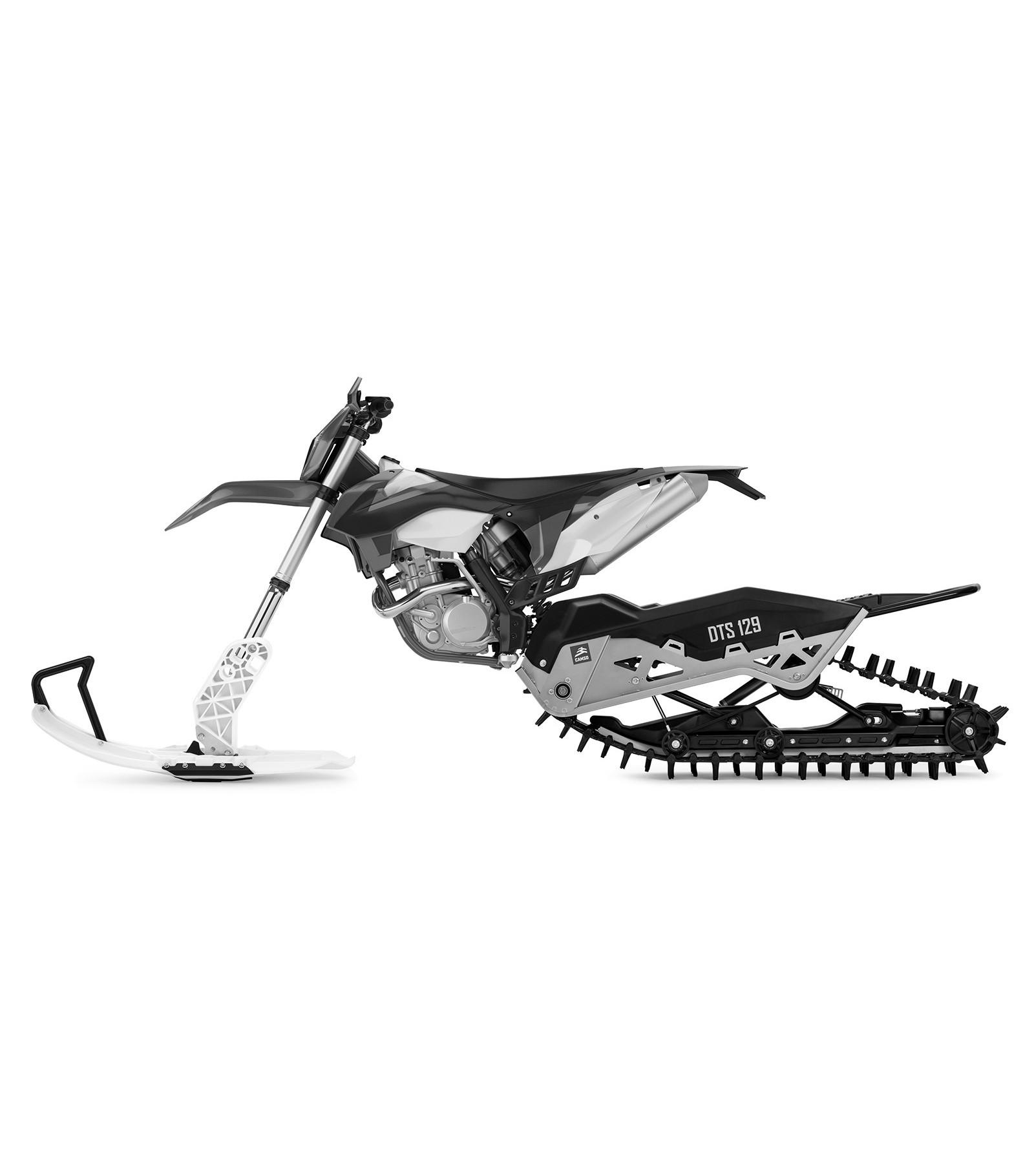 Camso Dts Snow Bike Kit