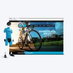 Web Equipo Ciclista Pizzería Española - Sporting Pursuit