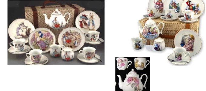 China Tea Sets for Children