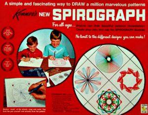 Spirograph Art Kit