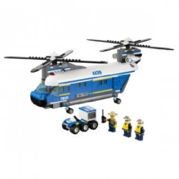 Lego Police Helicopter