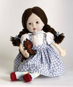 Madame Alexander Cloth Dolls