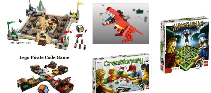 Best LEGO Board Games – A Great Way to Share Legos