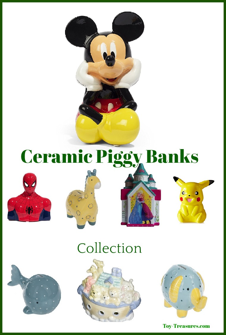 Piggy Banks for Kids