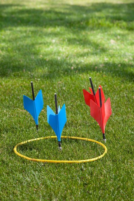 12 lawn darts