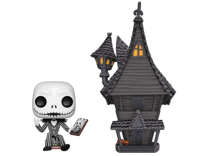 Funko Jack with House