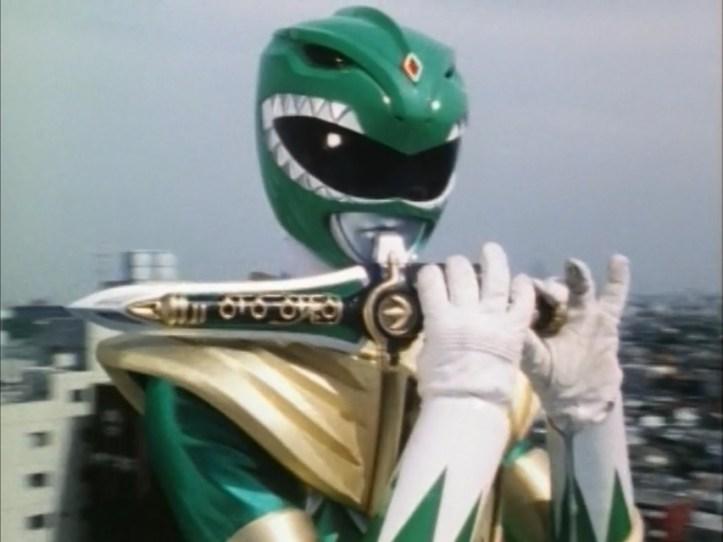 Dragon-Dagger-Green