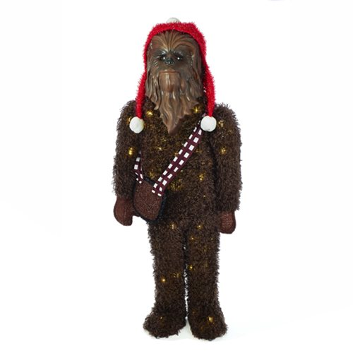 Tinsel Chewie