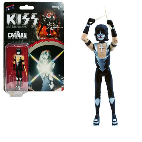 KISS Rock and Roll Over The Catman
