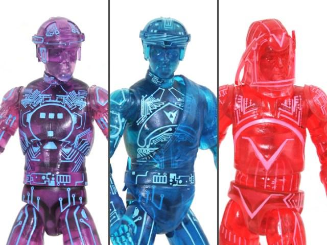 Diamond Select Tron Select SDCC 2021 Exclusive Boxed Set