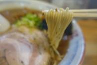 麺(醤油ラーメン)