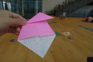 折り紙(サンタクロース)
