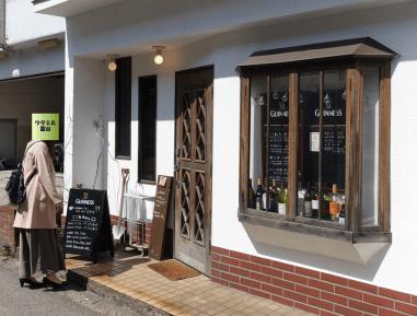 exterior(KOKONE CAFE)