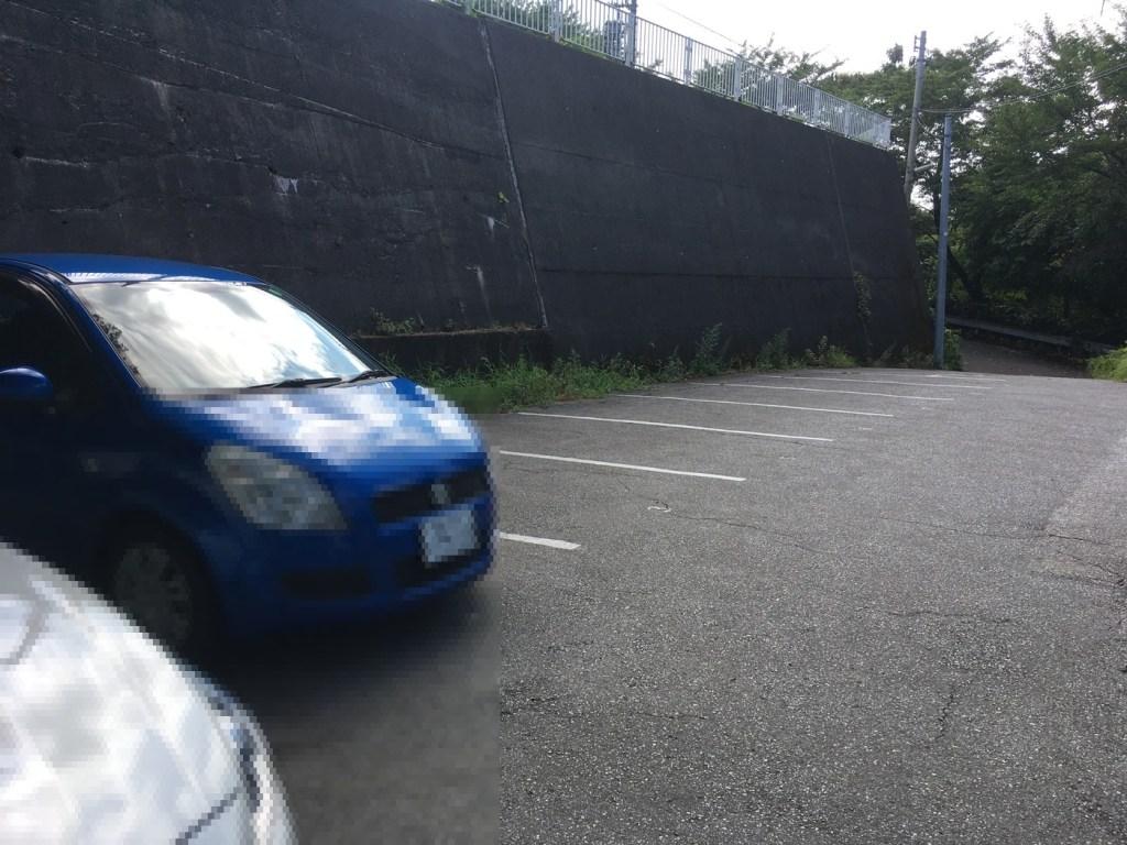 駐車場その2