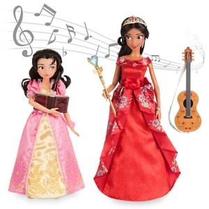 Куклы Елена и Изабель поют