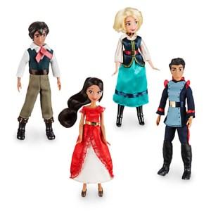 Набор мини кукол Елена из Авалара