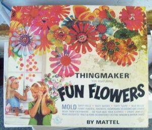 Fun Flowers от Маттел
