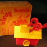 Игрушка 1946 года от mattel birdy bank