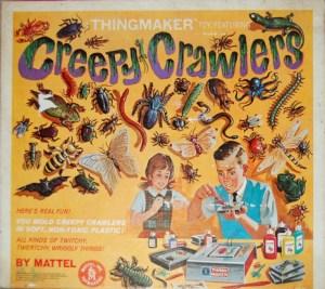 Creepy Crawlers от Маттел