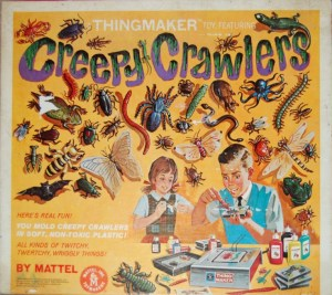 Creepy Crawlers от Маттел