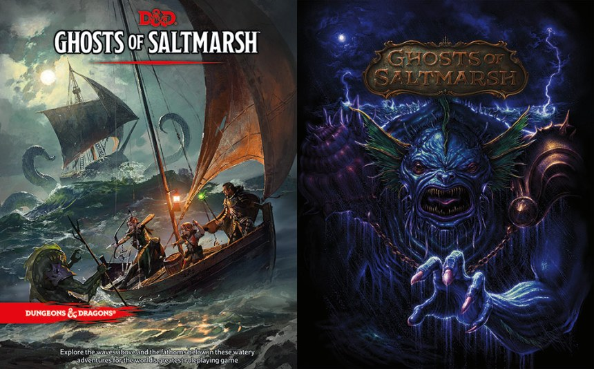 Image result for ghost of saltmarsh