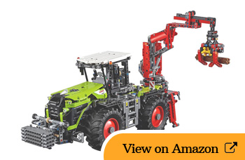 Lego CLAAS XERION 5000 TRAC VC Review