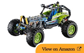 Lego Formula Off-Roader Review