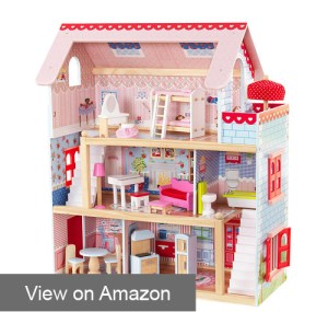 KidKraft Chelsea Doll Cottage Review