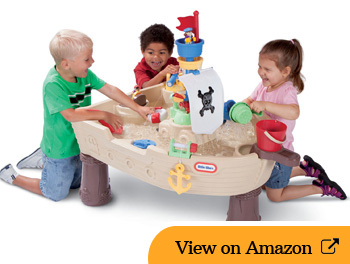 Step2 Anchors Away Pirate Ship Review