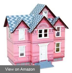 Melissa & Doug Victorian Dollhouse Review