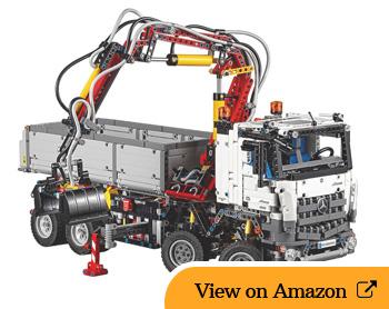 Lego Mercedes-Benz Arocs 3245 Review