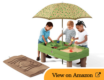 Step2 Naturally Playful Sand & Water Activity Center Review