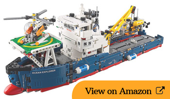 Lego Ocean Explorer Review