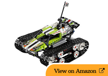 Lego RC Tracked Racer Review