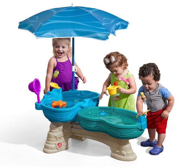 Step2 SPILL & SPLASH SEAWAY WATER TABLE Review