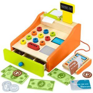Imagination Generation Wooden Cash Register Review