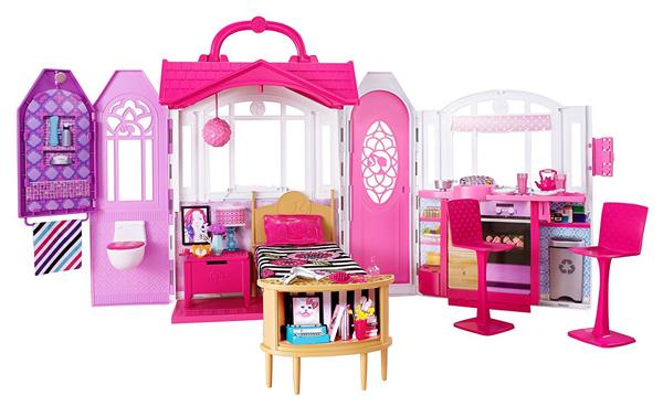 Barbie Glam Getaway House Review